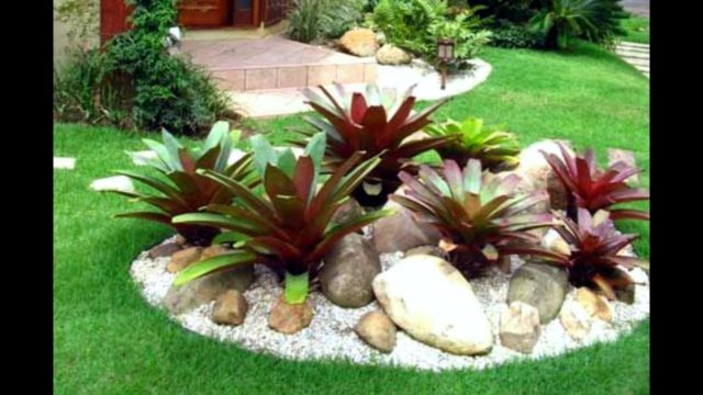 79 Garden Backyard and Landscape Ideas 2017 | Flower decoration #43