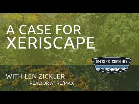 A Case for Zeroscape and Sustainable Design ~ with Len Zickler