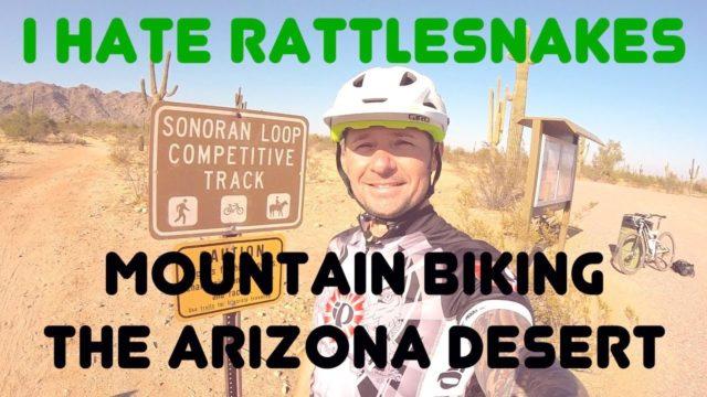 Mountain Biking the Arizona Desert