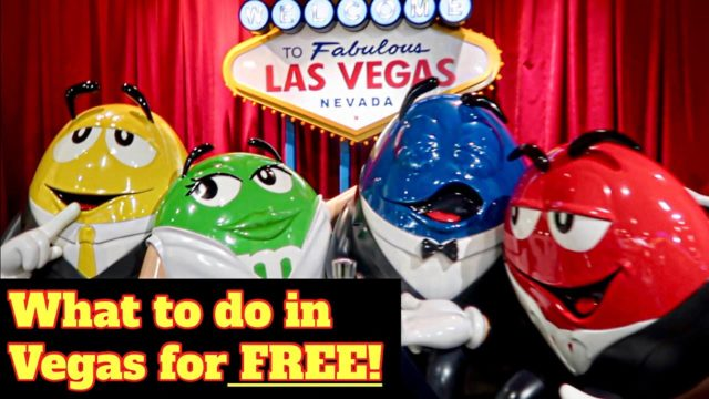 Free Things to do in VEGAS | Sights & Shows on the Strip