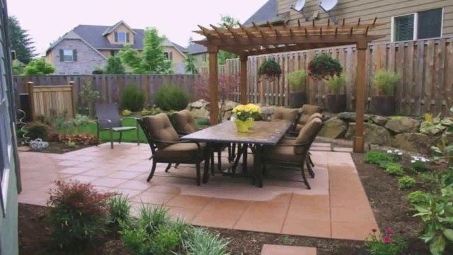 Backyard Landscape Design Phoenix