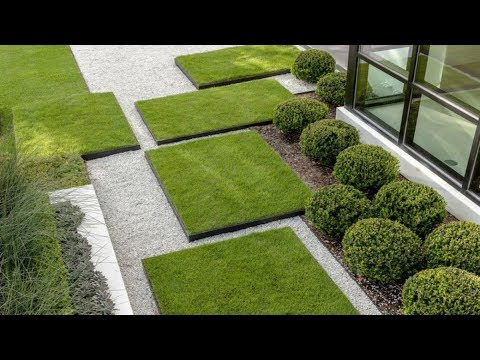 Top 80 Modern Garden Design Ideas