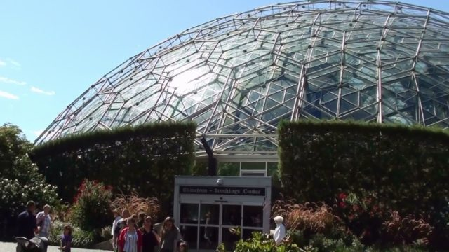 Climatron Geodesic Dome Conservatory – Missouri Botanical Garden