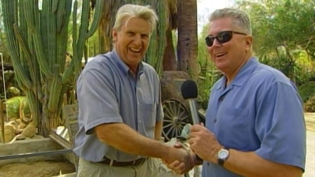 Visiting with Huell Howser: Moorten Botanical Garden