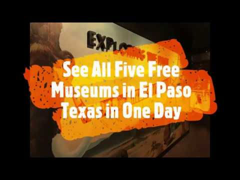 Top 5 Free Museums in El Paso Texas