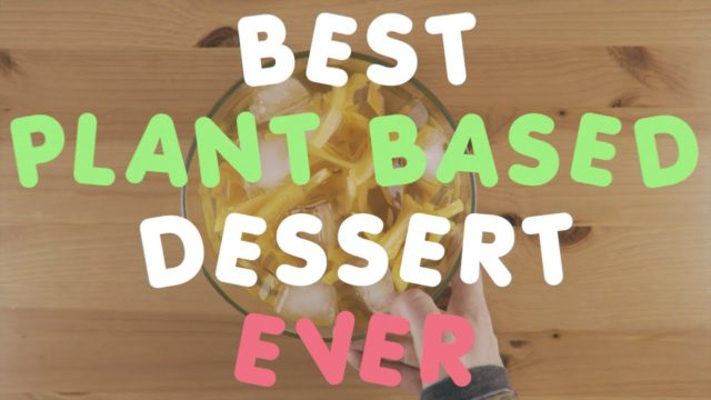 The Best Plant Based Dessert of All Time Ever (Xinh Xao Wow!) | Mr. Sassy Plants
