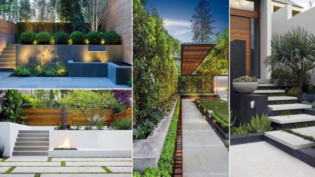 Top 70 Best Modern Landscape Design Ideas | DIY Garden