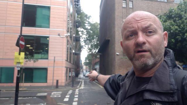 Ep76a – Murder Mile UK True Crime Podcast (location video) – The Phoenix Garden