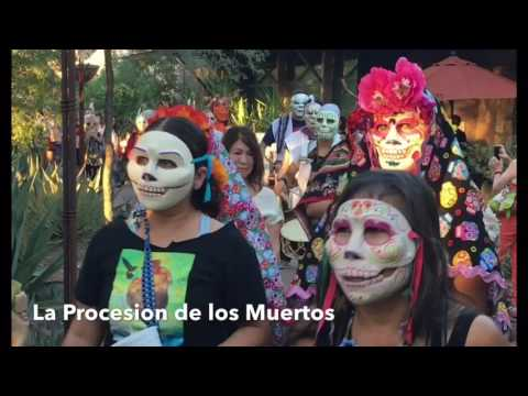 Day of the Dead La Procesion de los Muertos Desert Botanical Garden Phoenix Arizona