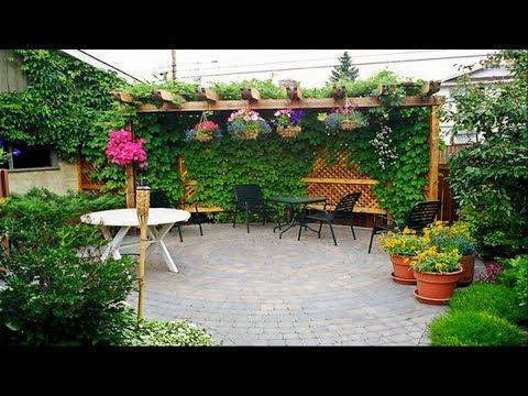 Garden Landscaping Design Ideas – Garden Design Plans