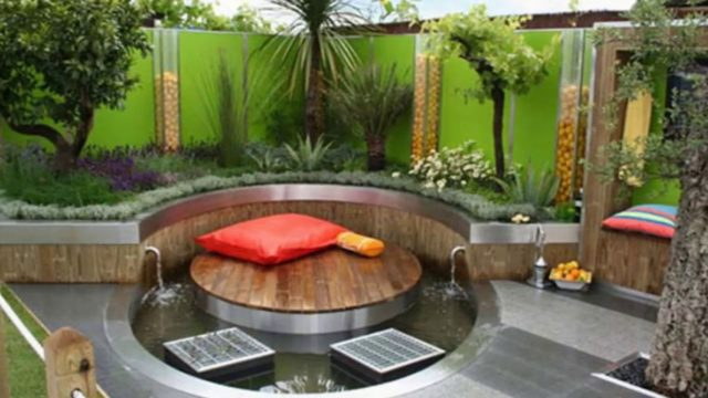[Modern Backyard] Backyard Ideas On A Budget Pictures [Small Backyard Ideas]