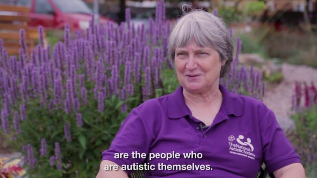 The National Autistic Society – Gardens and Health
