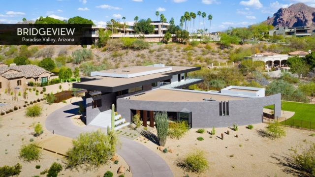 Desert Architecture Series #5 | Brent Kendle | Paradise Valley, Arizona