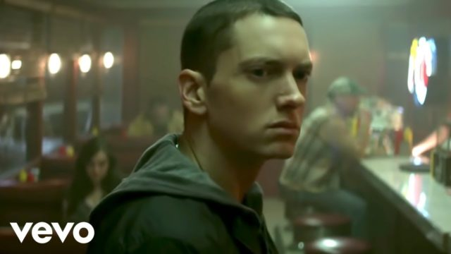 Eminem – Space Bound (Official Video)