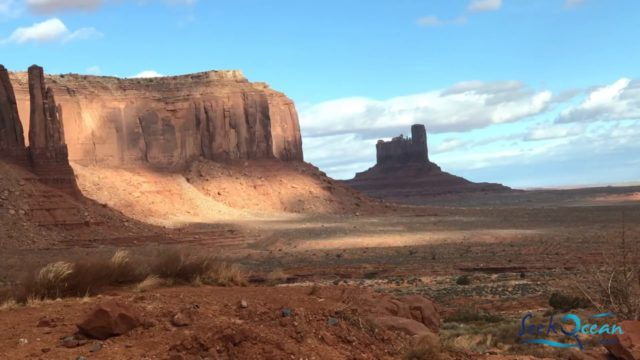 Phantom 4 Monument Valley Utah, Arizona Landscape 4K Drone Flight  2017 Moana Music