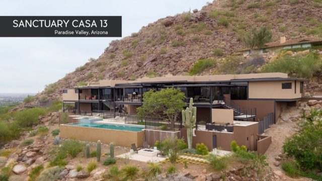 Desert Architecture Series #1 | Nick Tsontakis | Paradise Valley, Arizona