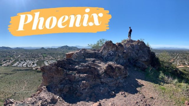 PHOENIX ARIZONA – TOUR and VLOG (HIKING, MUSEUMS, BOTANICAL GARDENS) #travelvlog