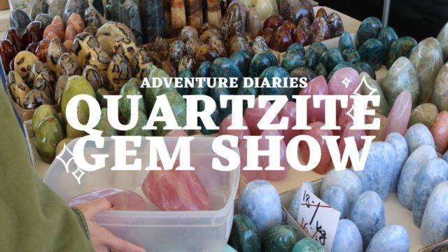 Quartzite Gem & Mineral Show 2020