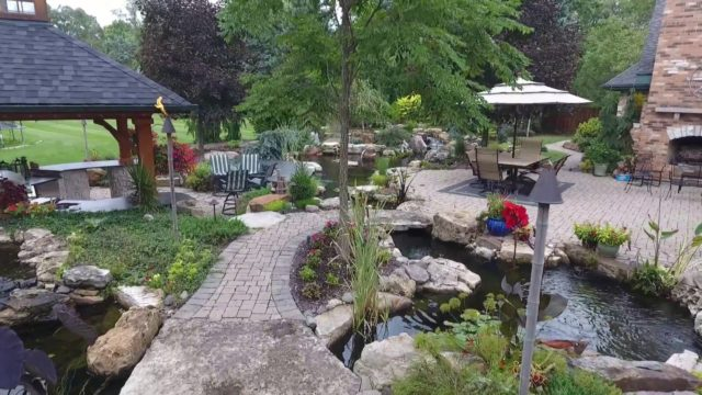 Enjoy the Water Garden Lifestyle