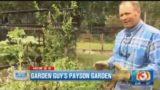 Garden Guy talks about organic gardening from his garden in Payson, Arizona