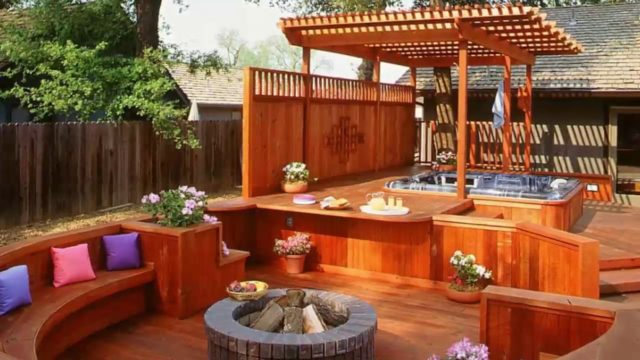 [Modern Backyard] Small Backyard Patio Ideas On A Budget [Small Backyard Ideas]