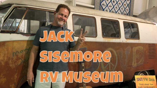 SEASON 2: SOUTH WEST | Sisemore RV Museum Amarillo Texas