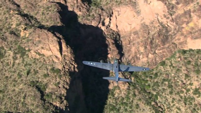 H5 — WWII Bombers over Arizona Landscape on Vimeo.mp4