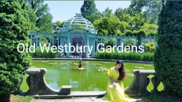Old Westbury Gardens !! Attraction in long Island New York