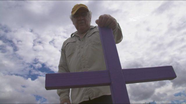 Arizona artist honors migrants who died in desert crossings