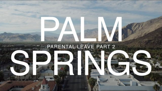 Palm Springs – Divine Desert Landscape