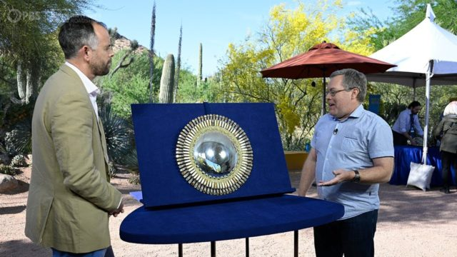 Preview: Line Vautrin Talosel Mirror | Desert Botanical Garden, Hr 3 | ANTIQUES ROADSHOW | PBS
