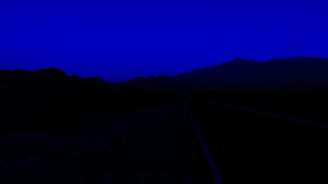 Night Desert | Arizona Desert – 10hr