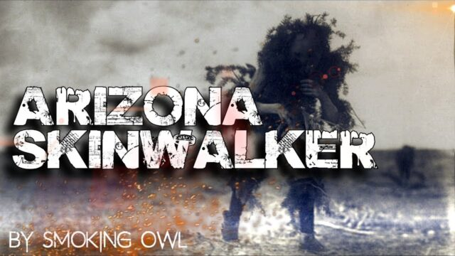 ARIZONA DESERT SKINWALKER (feat. Big Sky Mysteries)