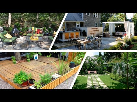 20 LANDSCAPING IDEAS FOR A LOW MAINTENANCE YARD IN 2020
