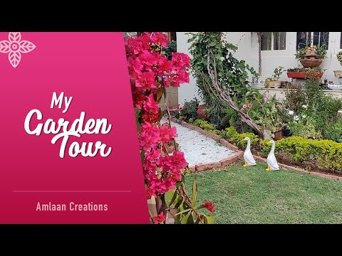 My Garden Tour | Garden Landscaping | Multiple DIY Projects