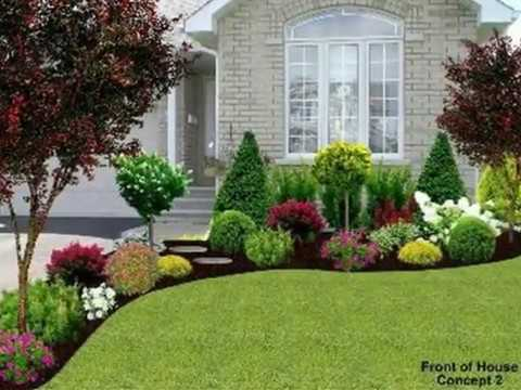Front Yard Landscaping ideas | Cheap Landscaping Ideas