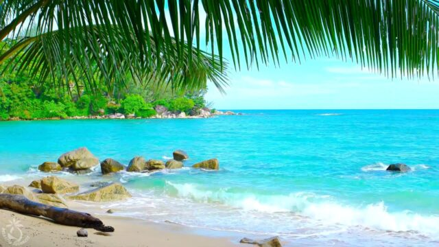 🎧 Tropical Island Beach Ambience Sound – Thailand Ocean Sounds For Relaxation And Holiday Feeling