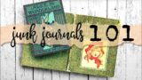 Envelopes, Journal Tags & Page Ideas ~ JUNK JOURNALS 101 Ep. 3
