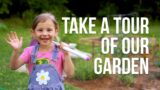 Gardening with Kids – AROUND THE HOUSE: The Garden Tour