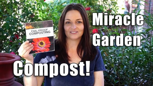 COMPOST, Pollinators, Raised Beds | Miracle Haven Garden | Phoenix, Arizona | Part 5