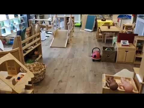 Montessori Garden Infant Room Video Tour