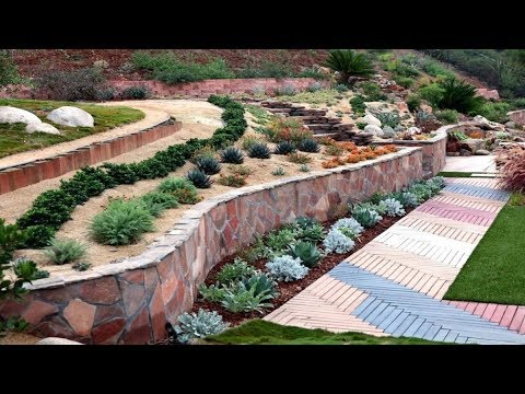 Top 80 Hillside Landscaping Design ideas – Beautiful Garden