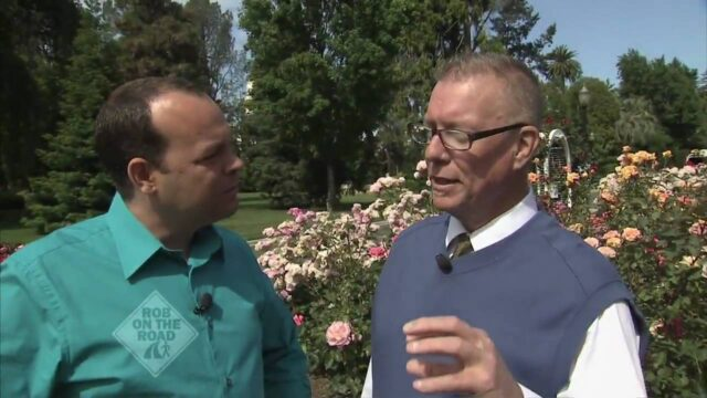 KVIE's Rob on the Road: World Peace Rose Garden