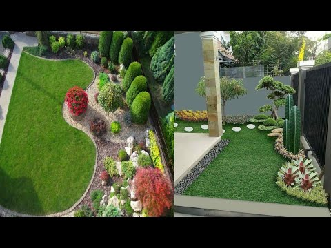 Top 100 small garden landscaping design ideas 2020
