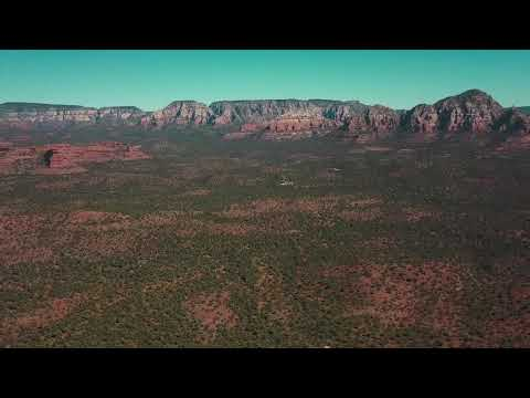 Sedona Arizona – Beautiful Landscapes (DRONE HD)