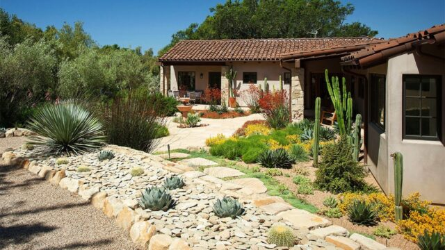 70 Beautiful Drought-Tolerant Landscaping Ideas | Desert Garden For Your Yard Gallery