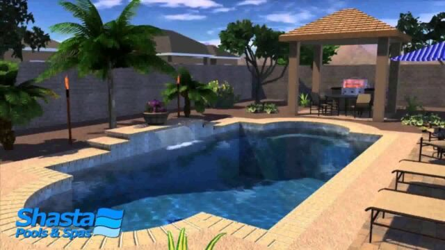 Pool And Landscape Design Phoenix Az