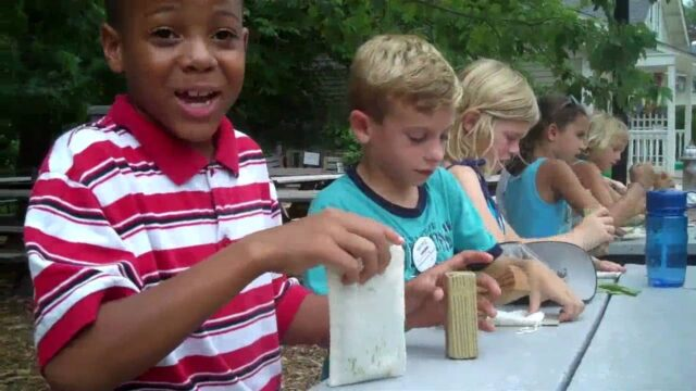 Lewis Ginter Botanical Garden Summer Camps