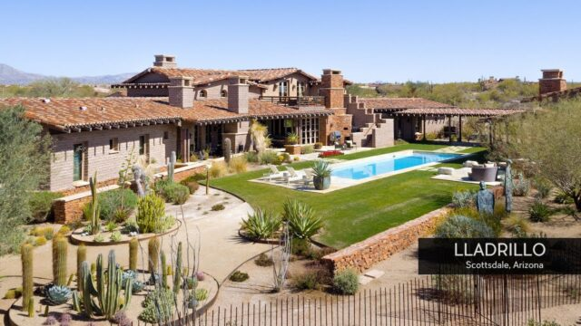Desert Architecture Series #11 | Clint Miller | Scottsdale, Arizona