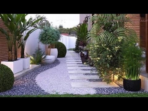 Beautiful Small Garden Landscaping ideas pt2